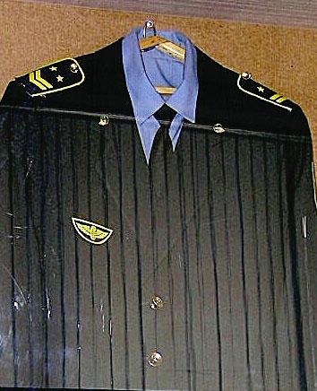 одежды железнодорожников.